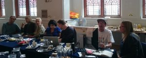 Artists and Data workshop