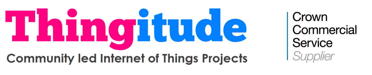 Thingitude – community led IoT